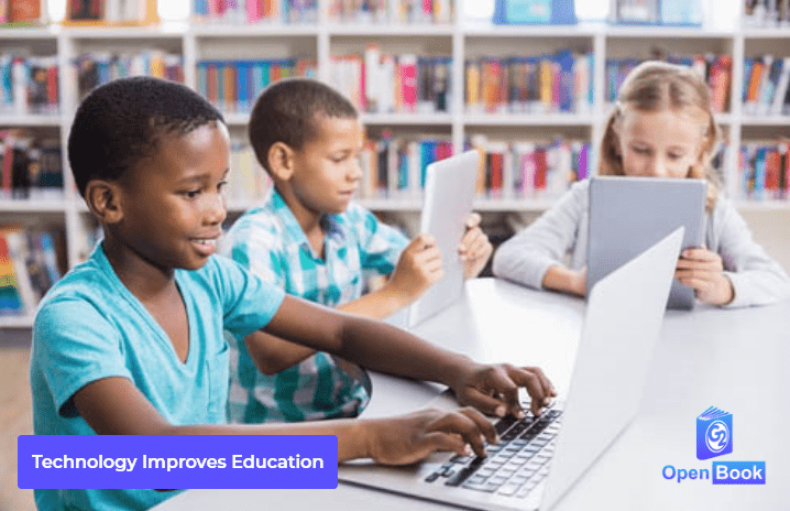 Ways Technology Improves Education